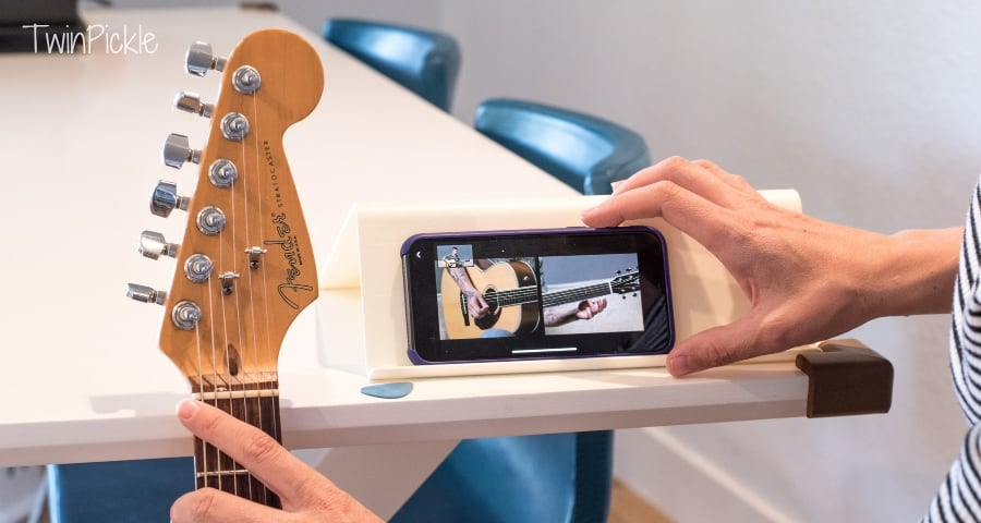 fender play app electric guitar twin pickle. Black Bedroom Furniture Sets. Home Design Ideas
